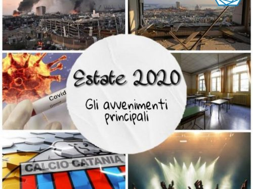 Estate 2020: gli avvenimenti principali