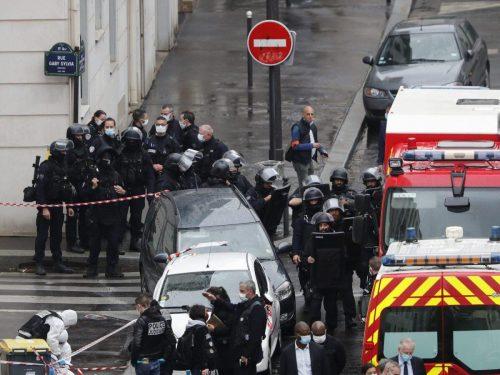 Terrore a Parigi: attentato terroristico alla ex sede della redazione di Charlie Hebdo