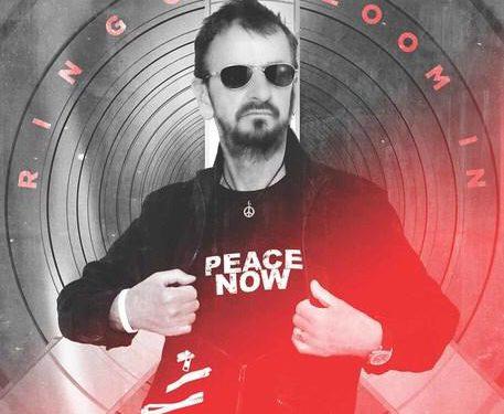 Ringo Starr: un inno alla felicità