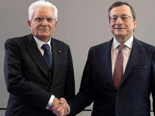 Crisi di governo: incaricato Mario Draghi
